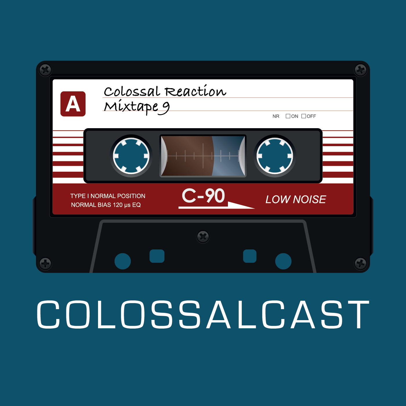 The COLOSSALCAST: Drum & Bass Podcast